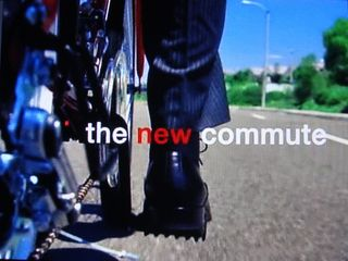 Target bicycle commuter