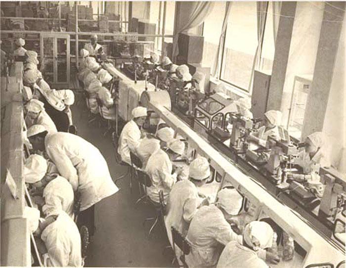 Soviet Assembly Line