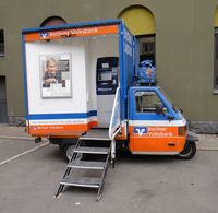 Berlin Bike Mobile Bank Volks